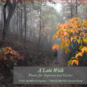 late walk cd